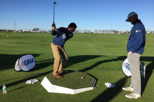 Toughlie 360: Teaching Tool That Can Replicate Any Lie On Golf Course