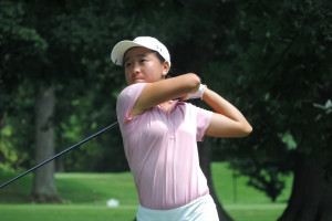 Alice Chen Cited For Leadership & Charity As Dinah Shore Trophy Award  Recipient