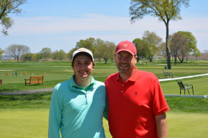 Broderick  & Ellis Medalists In Four-ball Stroke-play At Rumson