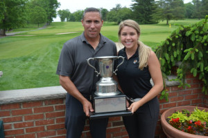 Dewey & Haley Bookholdt Of Old York Win Mixed Pinehurst