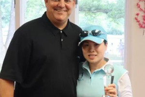 Elaine Lee Wins Warrenbrook Women's Championship