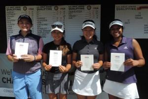 Kim, Sim & Ganne Qualify For U.S. Girls' Junior Championship