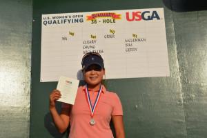Na, Arguelles Earn Spots Into U.S. Women's Open Championship