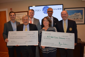 NJSGA Caddie Scholarship Foundation Recipient Of Sizable Donation From Links Insurance