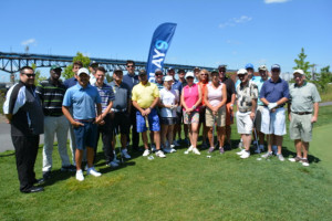NJSGA Conducts Play9 Day At Skyway Golf Course In Jersey City
