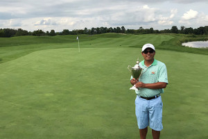 Paolo Matti Of Plainfield West Wins Men's Public Links Championship