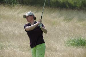 Perrotta Wins Women's Mid-Am; Sim Medalist In Women's Amateur