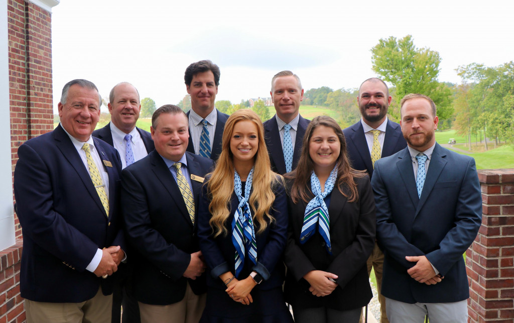The people of the NJSGA