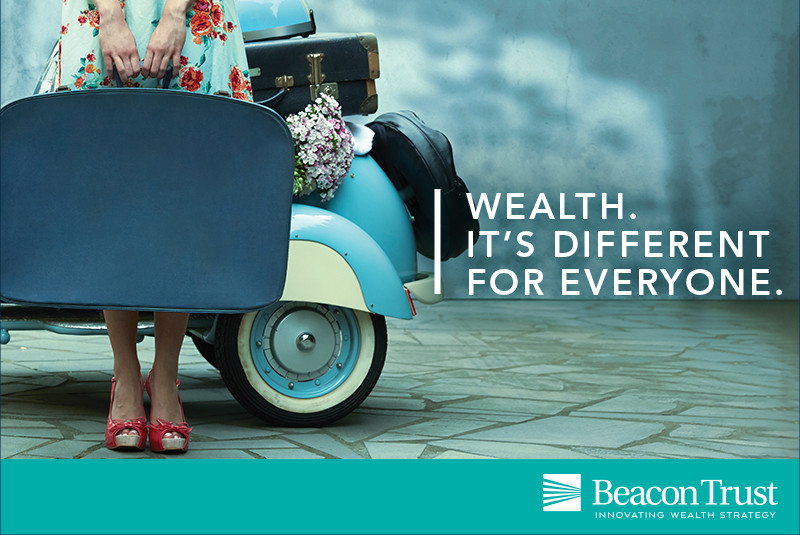 Wealth. It's different for everyone.