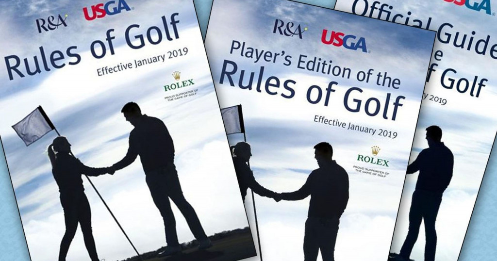 Rules of Golf Webinar - 4/13 at 10am