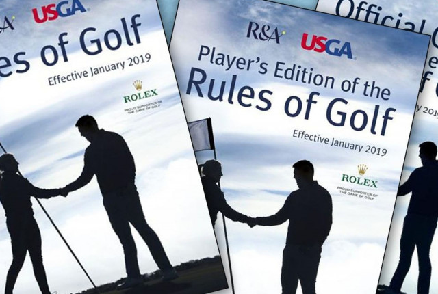 Rules of Golf Webinar - 4/16